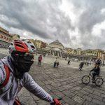 Tour Partenopeo a Napoli 54 km per le vie del capoluogo.